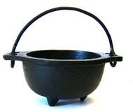 Cast Iron Smudge Bowl