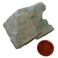 Raw Amazonite Crystal - Specimen B