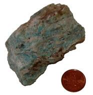 Raw Amazonite Stone - Specimen H