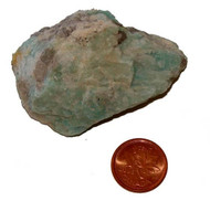 Raw Amazonite Stone - Specimen I