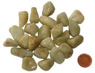 Tumbled Green Beryl - Small