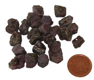 Pink Sapphire Stones - 1 gram