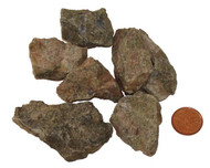 Raw Rainforest Rhyolite Stones - medium