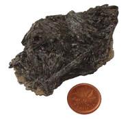 Black Kyanite Stones - Specimen E