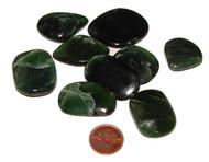 Green Kyanite Soothing Stones