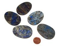 Lapis Worry Stones