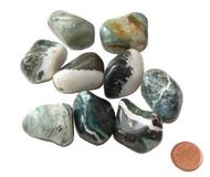 Green Stone Sardonyx - Extra Large