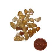 Citrine Loose Stones - 10 grams