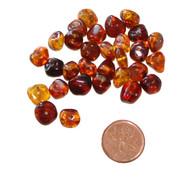 Natural Amber Stones - 3 gram
