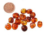 Baltic Amber Loose Stones - 4 gram