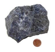 Raw Sodalite Healing Stone - Specimen B