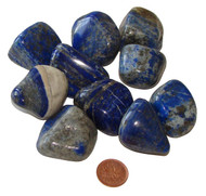Tumbled Lapis Lazuli Stones - Huge