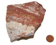 Raw Ocean Jasper Crystal - Specimen C