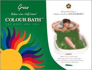Green Color Bath - Envelope
