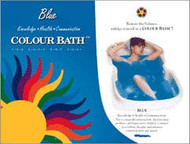 Blue Color Bath - Envelope