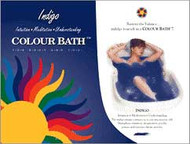 Indigo Color Bath envelope