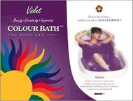 Violet Chakra Color Bath envelope