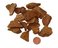 Raw Yellow Jasper Stones - small