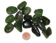 Tumbled Nephrite Jade - medium