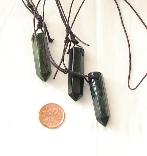 Green Jasper sustains and supports you during stressful times - Free info on properties of healing and how to use with purchase - Free shipping over $60.