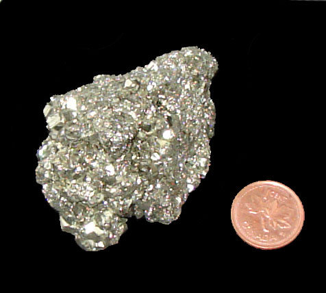 Iron Pyrite is a very protective stone that wards off negative energies - Free info on what its used for and how to use it with purchase - Free shipping over $60.