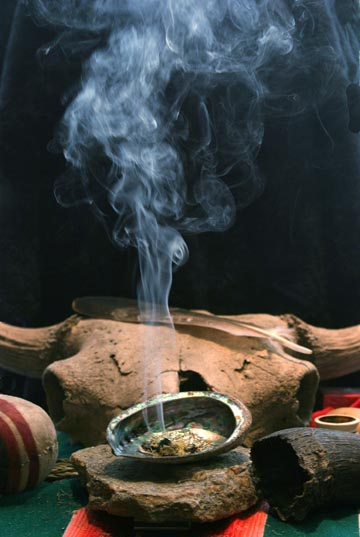 Smudging Herbs and Supplies – Free information about smudging with purchase – Free shipping over $60.