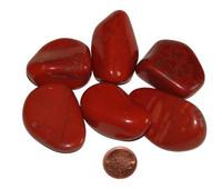 Tumbled Red Jasper - XXXL