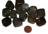 Labradorite - tumbled - large