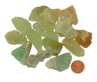 Green Calcite - Size Medium