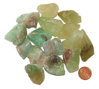 Green Calcite - Size Large
