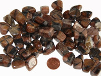 Tumbled Chiastolite - small