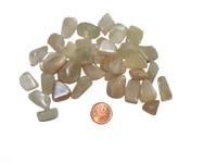 Moonstone - tumbled - extra small