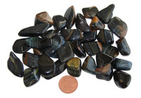 Tumbled Blue Tigers Eye - extra small