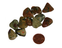 Tumbled Rhyolite Stones - extra small