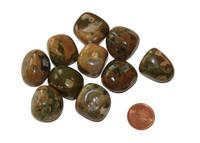 Tumbled Rhyolite - medium