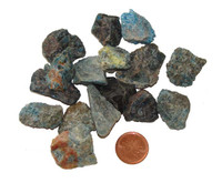 Raw Blue Apatite - small
