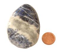 Tumbled Sodalite - Specimen C - Image 1