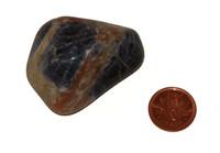 Tumbled Sodalite - Specimen D - Image 1