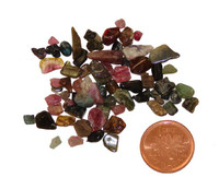 Mixed Tourmaline 10 grams