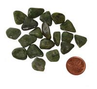 Tumbled Idocrase Stone -Size Teeny