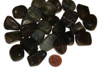 Labradorite - tumbled - medium