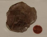 Elestial Quartz Crystal - specimen O - image 1