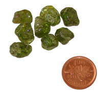 Peridot - 1.1 to 1.3 grams