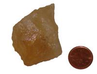 Raw Citrine Crystal - Specimen C