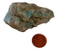 Amazonite - Specimen J - Image 1