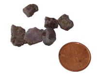 Pink Sapphire - 3/4 gram