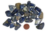 Small tumbled Sodalite