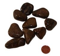 Tumbled Axinite - extra large