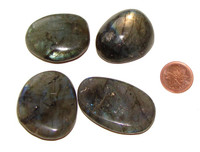 Labradorite Soothing Stones - small