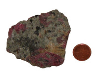 Rough Eudialyte - Specimen E